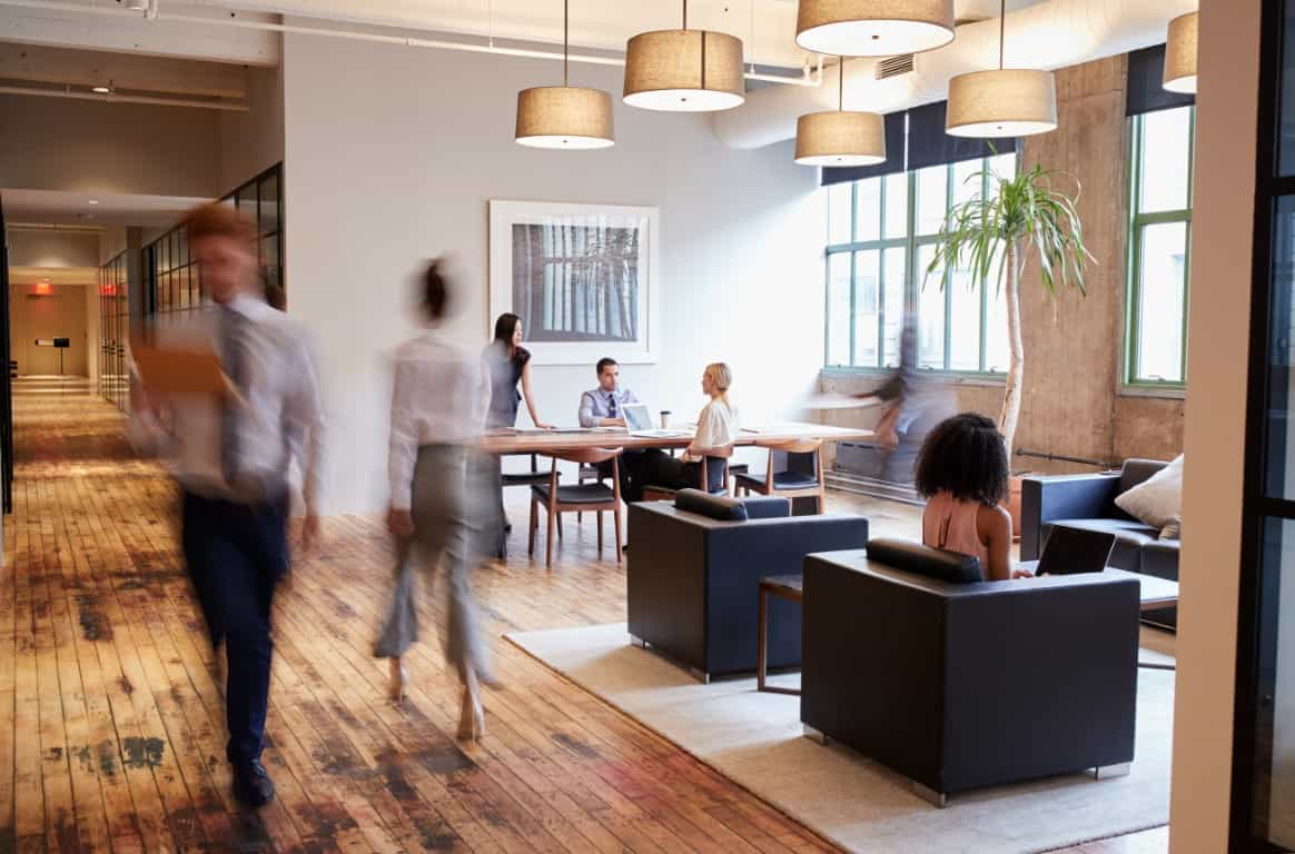 coworking financial benefits