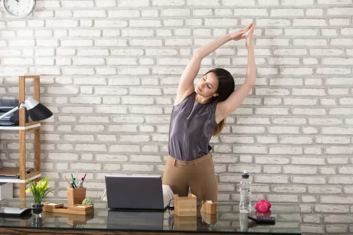 Sedentary Workspace