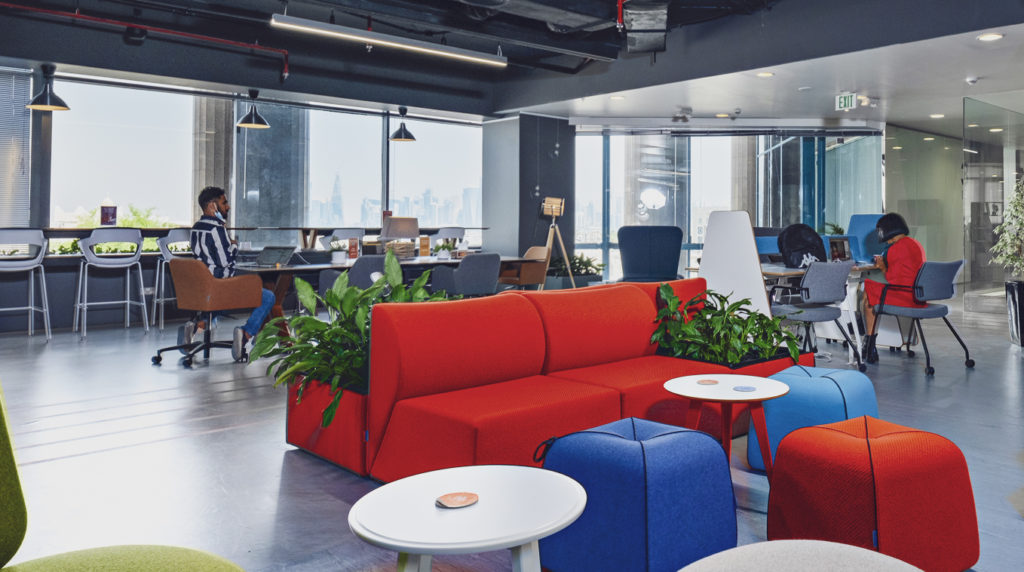Coworking Space in Alfardan Centre