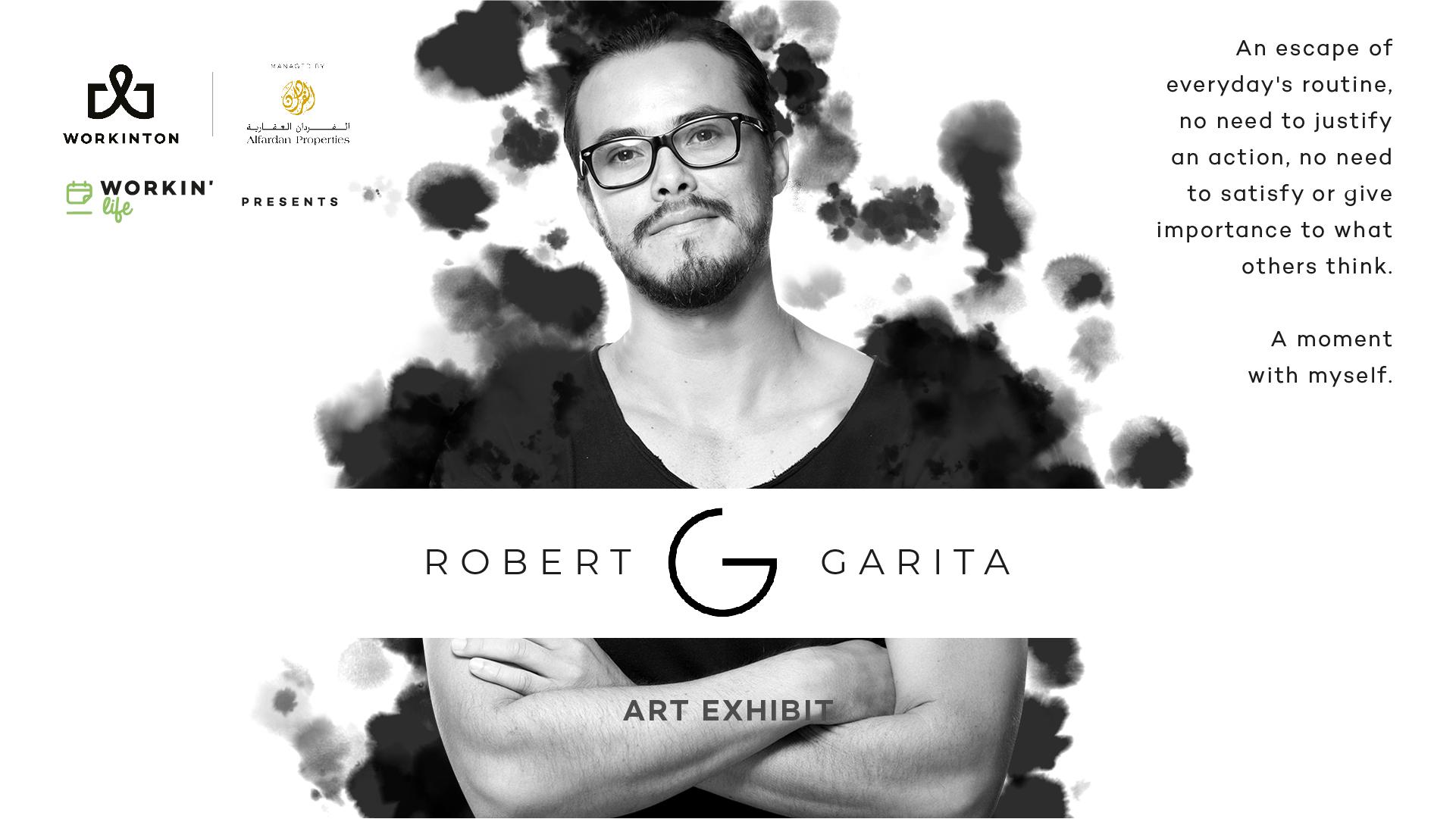 Rober Garita's poster