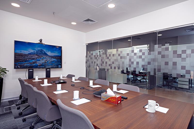 Workinton West Bay Meeting Room