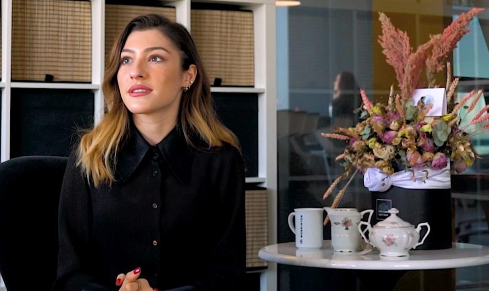 Valeria Mazzei of Venus Karma