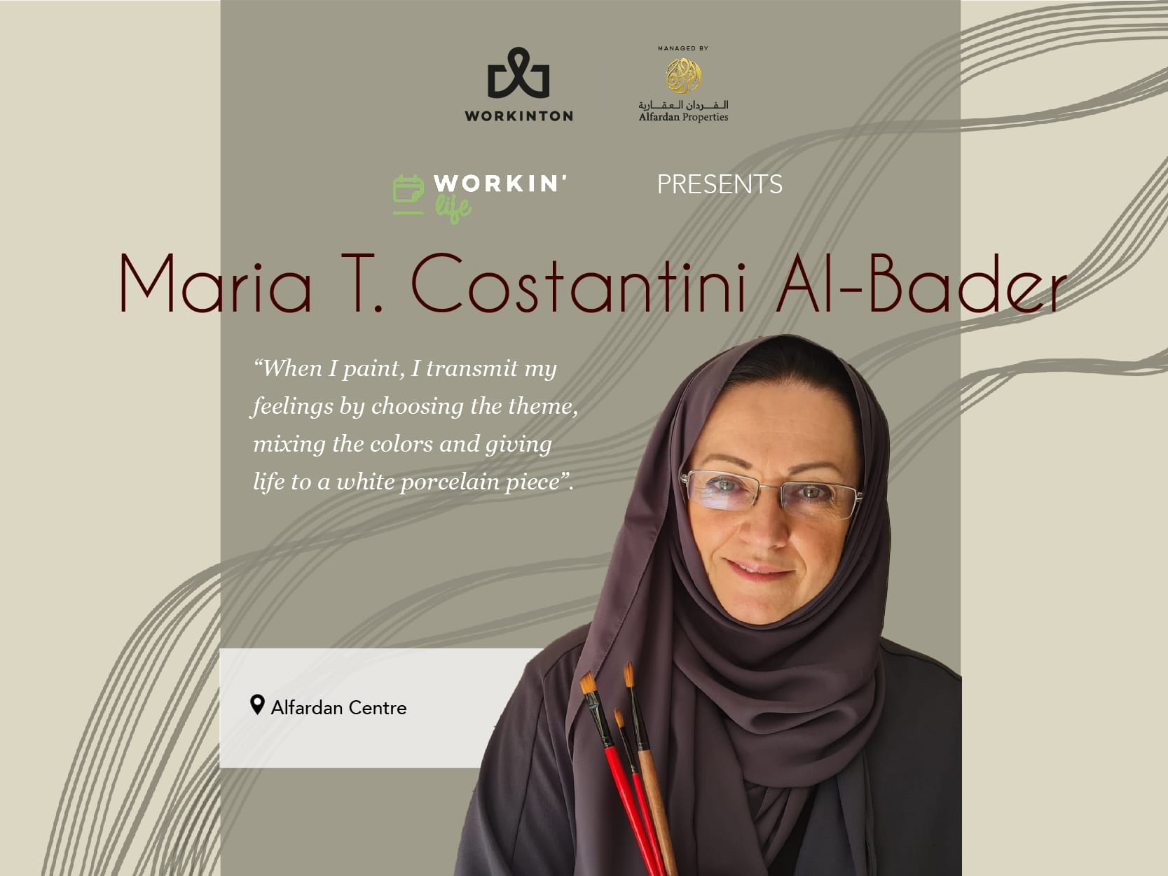Maria T. Costantini Al-Bader